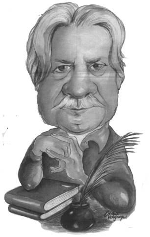 Poli Délano por ilustradora Carola Virginia