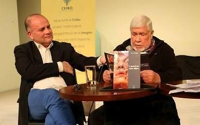 Poli Délano y Víctor Sáez