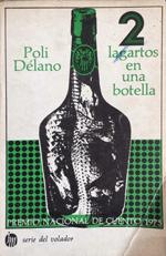2 lagartos en una botella. Poli Délano