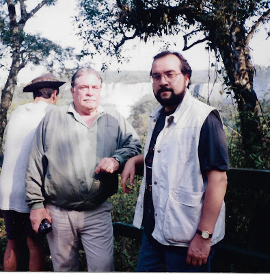 Poli Délano y Ramón Díaz