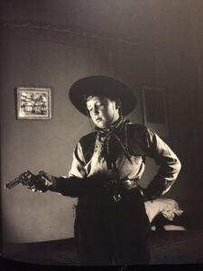 Fotografía tomada por su madre, Lola Falcón, en 1949