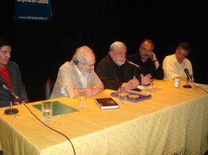 Homenaje Letras de Chile, 2009