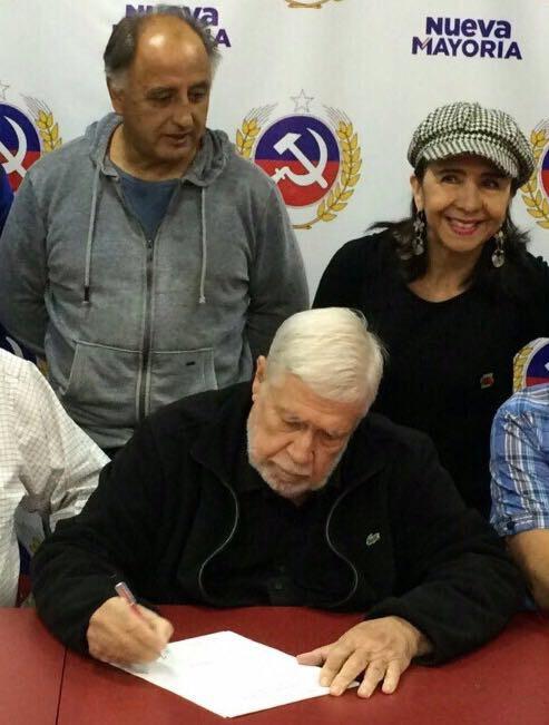Poli, Partido Comunista de Chile