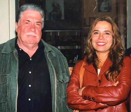 Poli Délano y Luisa Percker