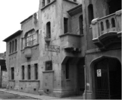 Edificio SECh, Simpson 7